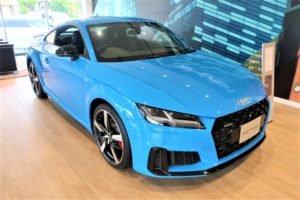 TT Coupe s