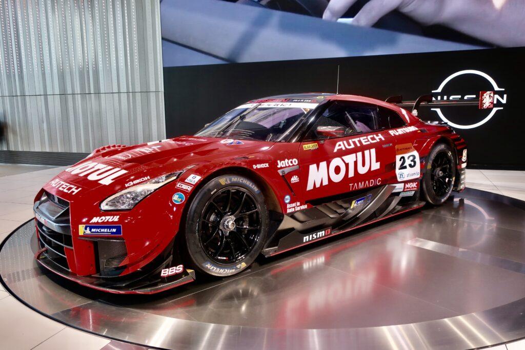 モチュール オーテック GT-R