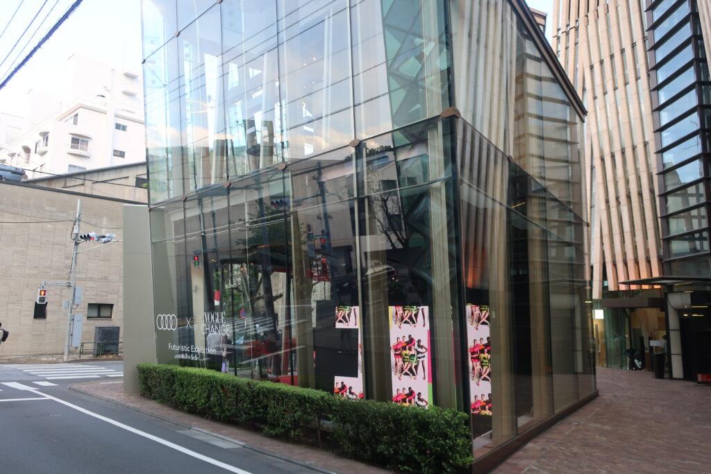 アウディ・ハウス・オブ・プログレス東京
