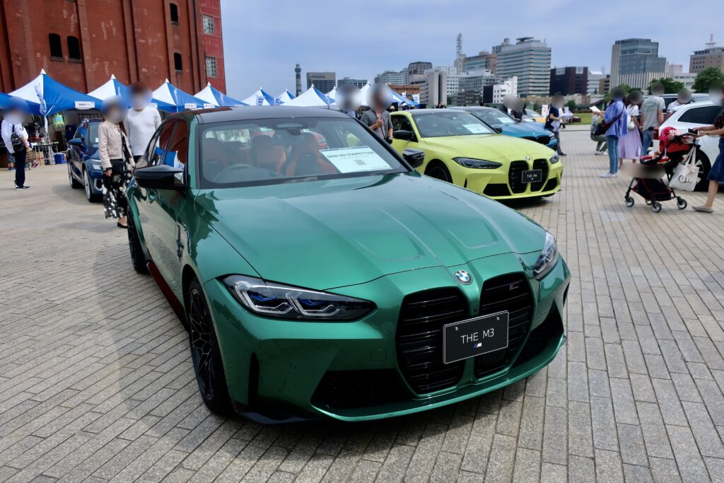 BMW M3コンペティション